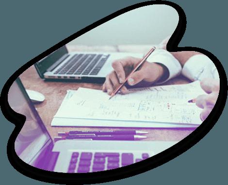 Un expert Adrexo liste la feuille de route du projet link de son client